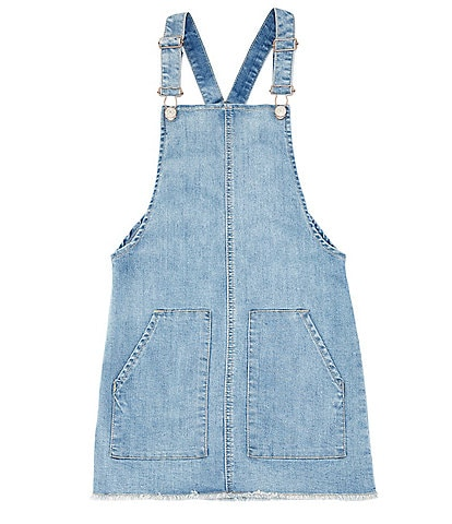 Hippie Girl Big Girls 7-16 Porkchop Pocket Shortall