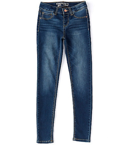Hippie Girl Big Girls 7-16 REPREVE Hi-Rise Skinny Jeans