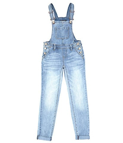 Hippie Girl Big Girls 7-16 Winnie Overalls
