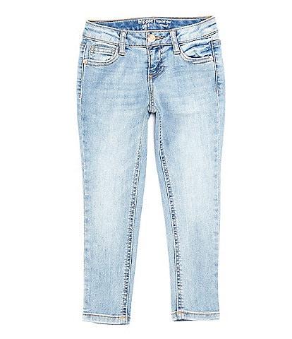 Hippie Girl Little Girls 4-6X REPREVE® Denim Skinny Jeans