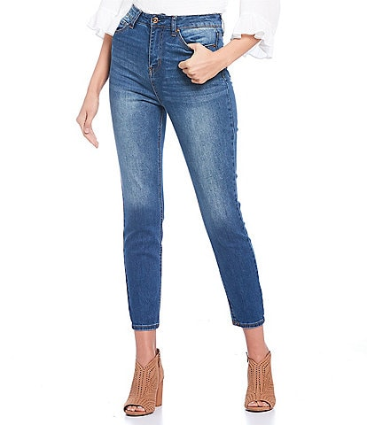 Hippie Laundry Almost Vintage Super High Rise Skinny Jeans