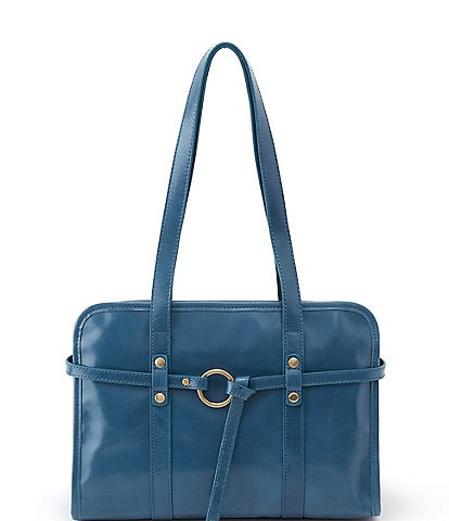 Hobo Avon Leather Satchel Bag