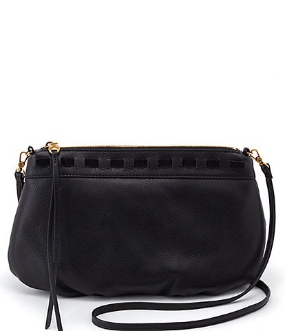 Hobo Birch Convertible Leather Crossbody Clutch Bag