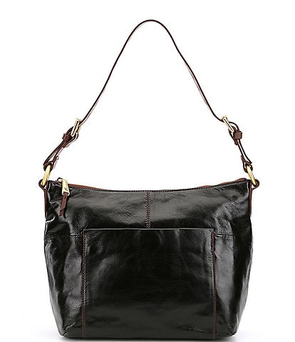 Hobo Charlie Leather Hobo Bag