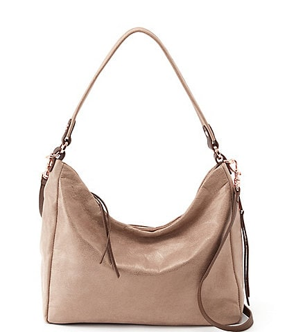 Hobo Delilah Leather Hobo Crossbody Bag