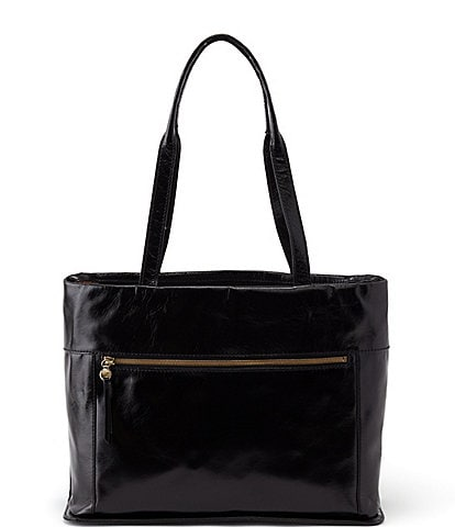 Hobo Fresco Leather Top Zip Tote Bag