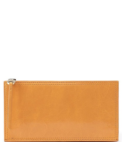 Hobo Gracie Continental Leather Wallet