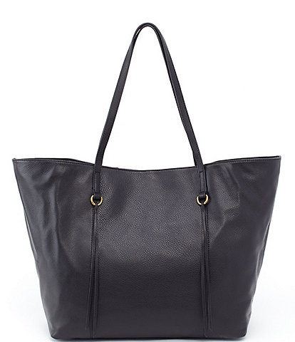Hobo Kingston Leather Snap Tote Bag