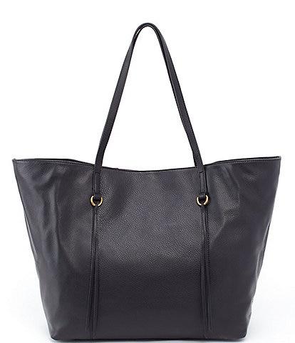Hobo Kingston Leather Snap Tote Bag