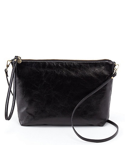 Hobo Kori Top Zip Leather Crossbody