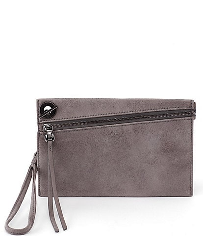 Hobo Leather Link Wristlet