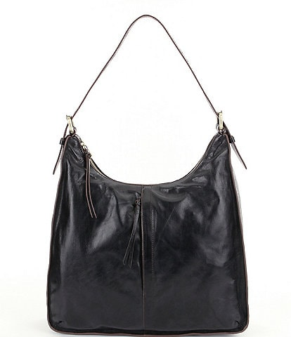 Hobo Marley Leather Hobo Bag