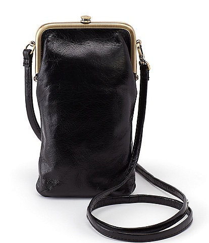 Hobo Melody Leather Clasp Crossbody Bag