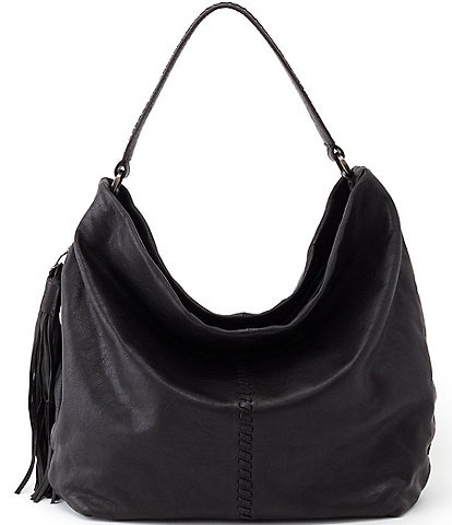 Hobo Meridian Leather Shoulder Bag