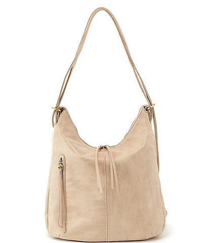 Hobo Metallic Colleciton Merrin Convertible Backpack Shoulder Bag