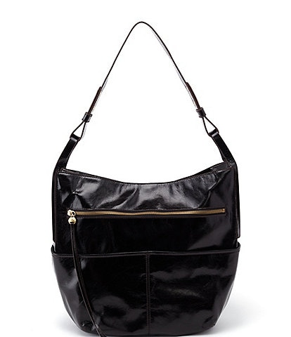 Hobo Murray Leather Hobo Shoulder Bag