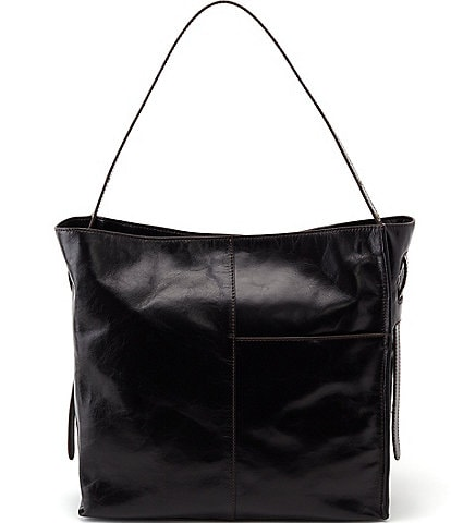 Hobo Park Medium Leather Tote Bag