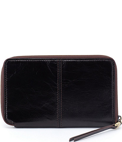 Hobo Rave Compact Zip Around Wallet