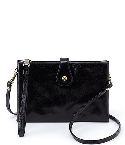 Hobo Reveal Leather Crossbody Bag