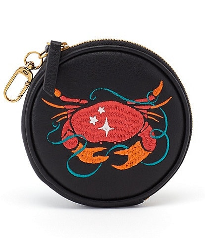 HOBO Revolve Embroidered Pouch - Cancer
