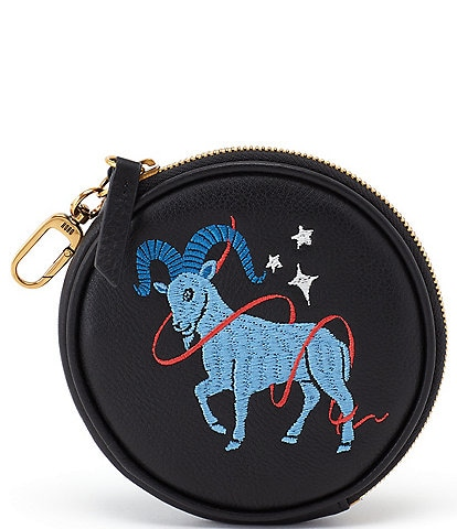 HOBO Revolve Embroidered Pouch- Aries