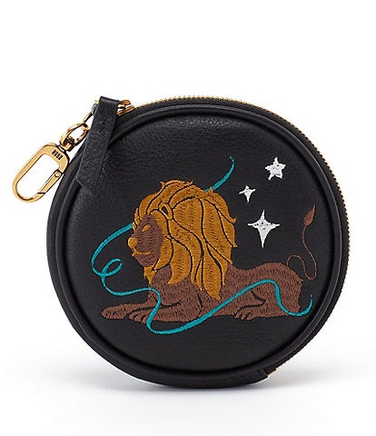 HOBO Revolve Embroidered Pouch- Leo