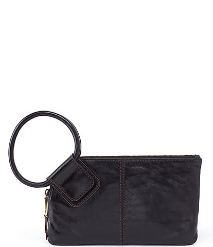 Hobo Sable Ring-Handle Wristlet