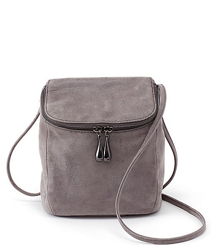 Hobo Stream Leather Convertible Zipper Closure Backpack Crossbody Bag