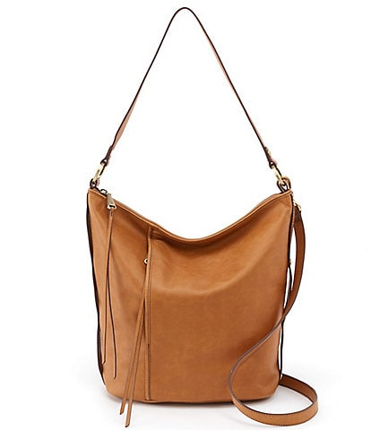 Hobo Torin Convertible Leather Zip Hobo Bag
