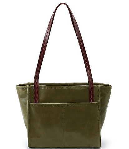 HOBO Vintage Hide Collection Chance Leather Top Zip Tote Bag