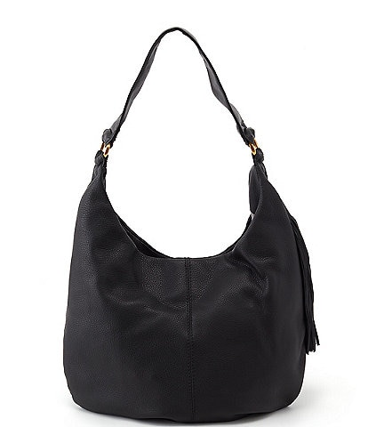 Hobo Vintage Hide Collection Gardner Leather Hobo Bag