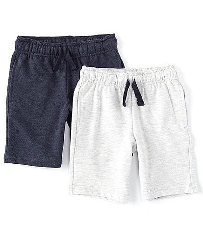 Hollywood Little Boys 4-7 French Terry 2-Pack Shorts