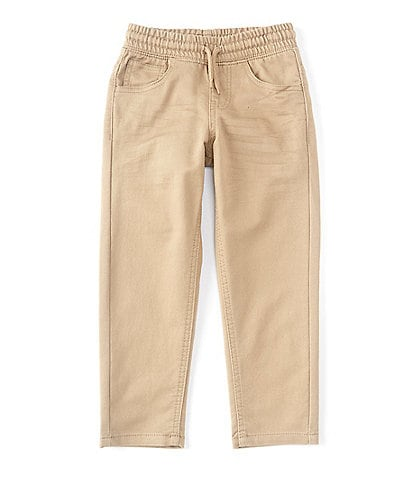 Hollywood Little Boys 4-7 Pull-On Twill Pants