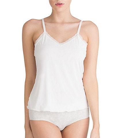 Honeydew Intimates Aiden Microfiber & Lace Lounge Camisole