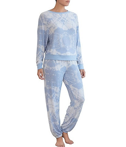 Honeydew Intimates Star Seeker Brushed Jersey Tie-Dye Lounge Set
