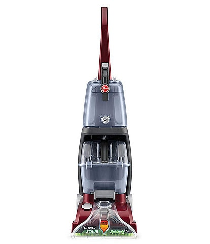 Hoover Carpet Basics Power Scrub Deluxe Vacuum