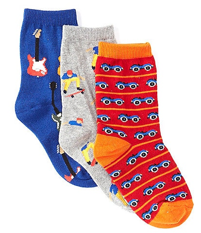Hot Sox Kids 3-Pack Variety Socks