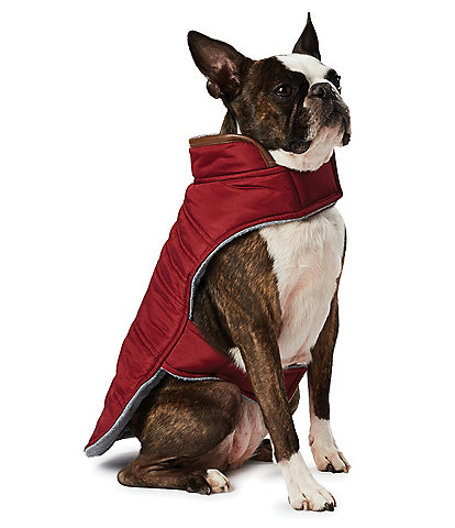 Hotel Doggy Reversible Puffer Vest