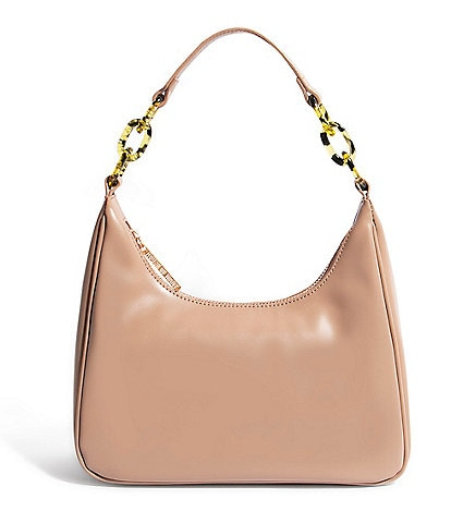 House of Want Newbie Vegan Leather Hobo Shoulder Bag