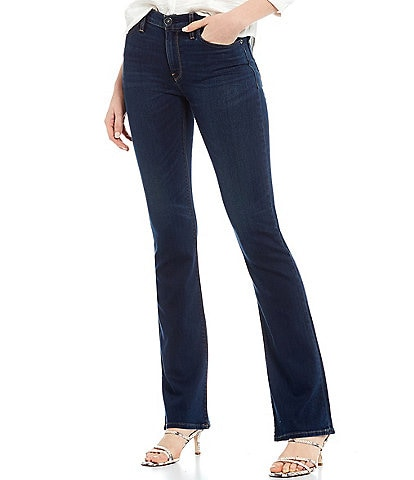 Hudson Jeans Nico Mid-Rise Bootcut Jean