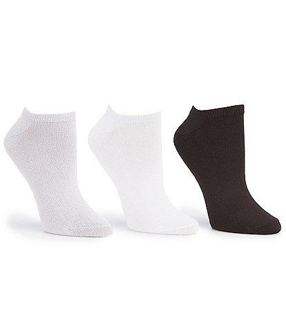 HUE 6 Pack Supersoft Liner Socks