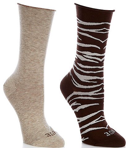 HUE Jeans Socks, 3 pack