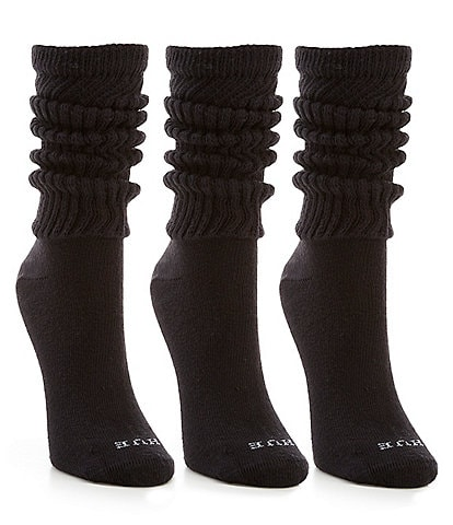 HUE The Slouch Sock 3-Pack