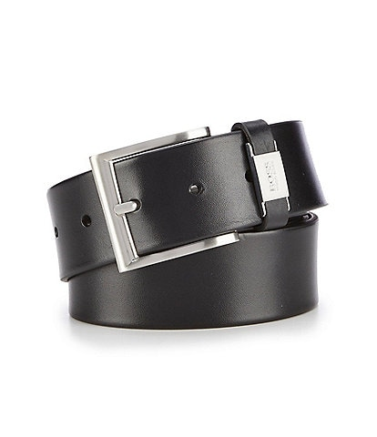 Hugo Boss Connio Leather Belt