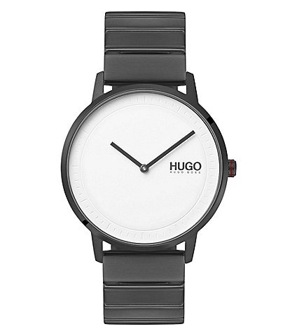 Hugo Boss #Echo Grey IP Watch
