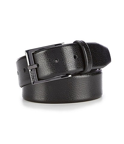 Hugo Boss Elloy Leather Belt