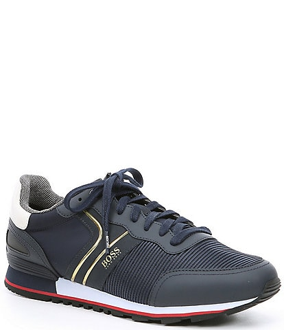 Hugo Boss Men's Parkour Lace-Up Sneakers