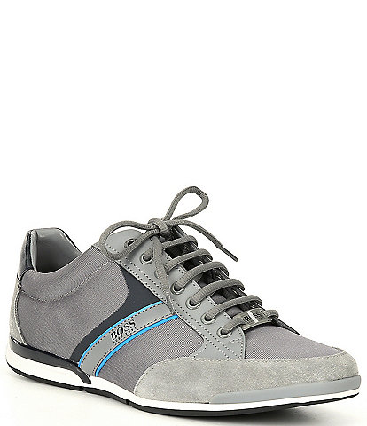 Hugo Boss Men's Saturn Low Profile MX Sneakers