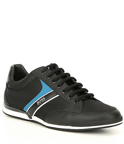 Hugo Boss Men's Saturn Low Profile Sneaker