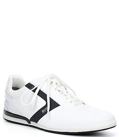 Hugo Boss Men's Saturn Low Profile Sneakers